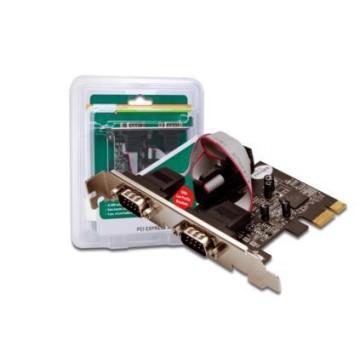 Digitus Scheda PCI-E 2 Porte Seriali - DS-30000-1