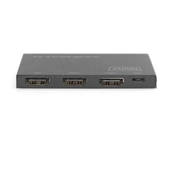 Digitus DS-45322 ripartitore video HDMI