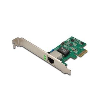Digitus Scheda di rete PCIE Gigabit Low Profile