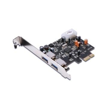 Digitus Scheda PCI Express 2 porte USB 3.0