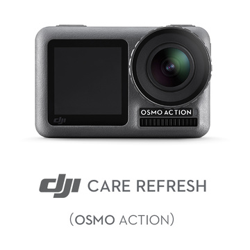 DJI Osmo Action + Care Refresh
