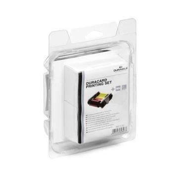Durable 891300 Scheda in plastica vuota