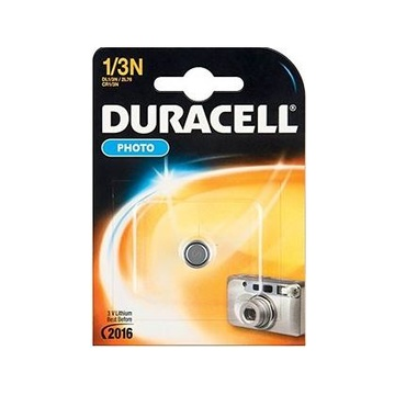 Duracell 003323 Batteria monouso Litio