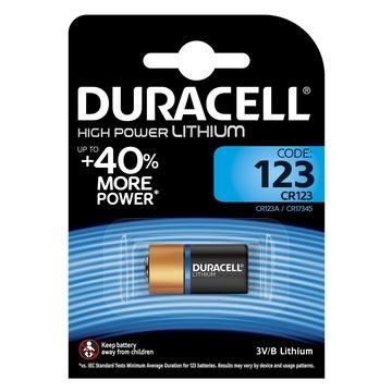 Duracell 123106 Batteria monouso CR123A Litio