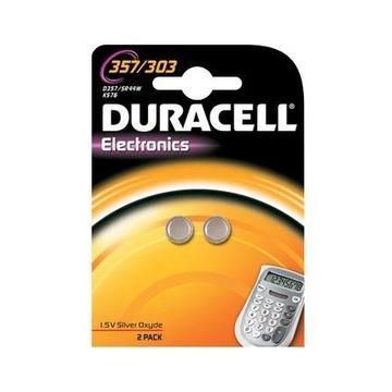 Duracell 303/357 Batteria monouso SR44 Ossido d'argento (S)