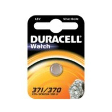 Duracell 371/370 Batteria monouso Ossido d'argento (S)