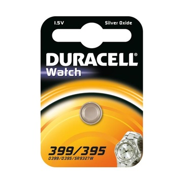 Duracell 399/395 Batteria monouso Ossido d'argento (S)