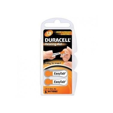 Duracell DA13 Batteria monouso Zinco-aria