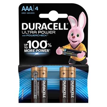 Duracell Mini Stilo AAA Ultra Power Alcalino 1.5 V
