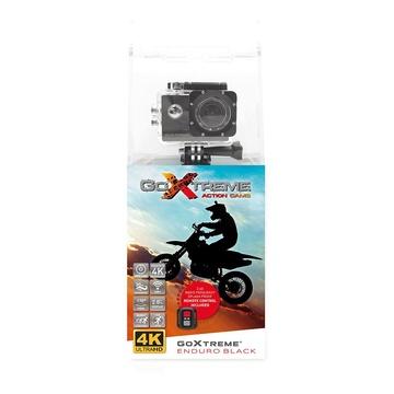 Easypix GoXtreme Enduro Black 8MP 4K Ultra HD Wi-Fi