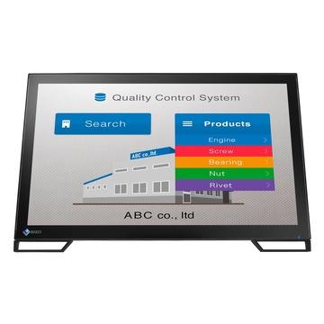 "EIZO FDF2382WT 23"" Full HD touch IPS Nero"