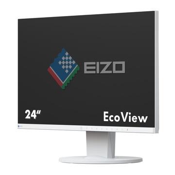 "EIZO FlexScan EV2450 LED 23.8"" Full HD Bianco"