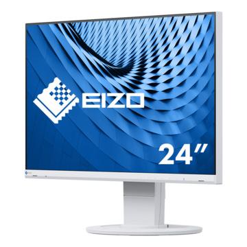 EIZO FlexScan EV2460 IPS Bianco
