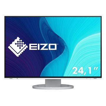 """EIZO FlexScan EV2495-WT 24.1"""" FullHD WUXGA LED Bianco"""