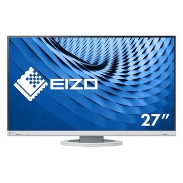 "EIZO FlexScan EV2760-WT LED 27"" 2K Quad HD Bianco"