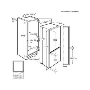 ELECTROLUX LNT2LF18S
