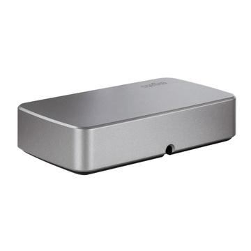 Elgato 10DAB9901 replicatore di porte e docking station per notebook Cablato Thunderbolt 3 Argento