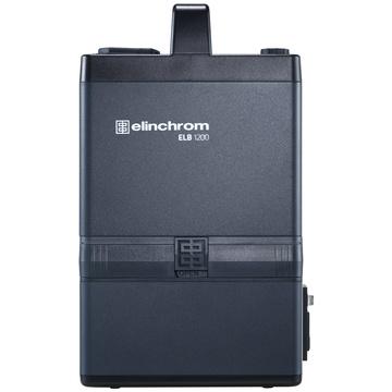Elinchrom ELB 1200 Hi-Sync Studio To Roll