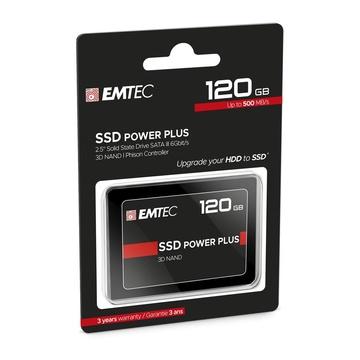 EMTEC X150 Power Plus 2.5