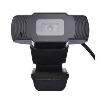 Encore WEBCAM HD Autofocus con Microfono - Risoluzione HD HD 720P/30FPS - 1.5 MT - USB