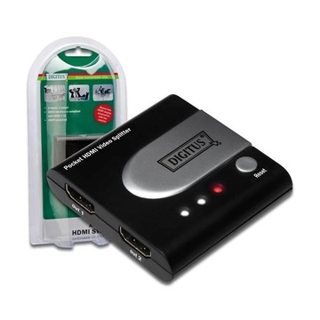 Encore Digitus HDMI Pocket, 2-port 2x HDMI