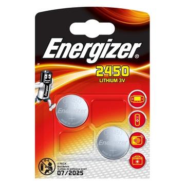 Energizer CR2450 Batteria monouso Litio