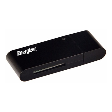 Energizer ENR-CRP2SD lettore di schede USB 2.0 Nero