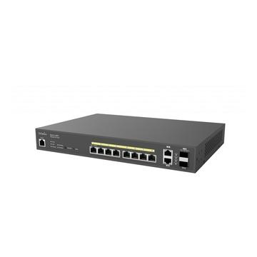 Engenius ECS1112FP Gestito L2+ Gigabit Nero PoE