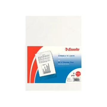 Esselte 395901200 busta Polipropilene (PP) Trasparente
