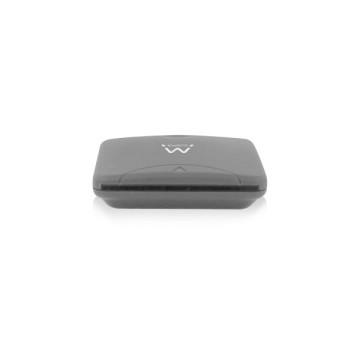 EWENT EW1052 USB 2.0 Nero lettore di card readers