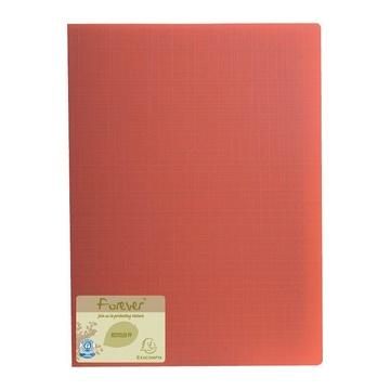 EXACOMPTA 884575E album fotografico e portalistino Arancione A4