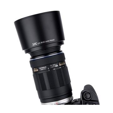 F-System JJC LH-J61E 30 cm Rotondo Nero