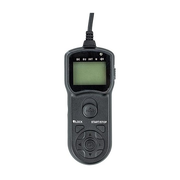 JJC TM-F2 Telecomando Intervallometro con Scatto Remoto con LCD compatibile Canon TC-80N3