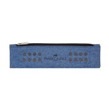 Faber Castell Faber-Castell 573151 astuccio per matita Astuccio portamatite Tessuto Blu