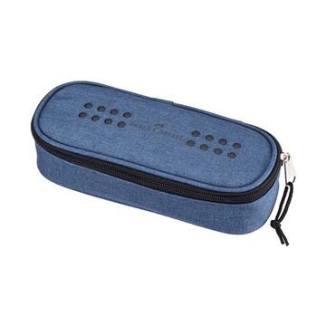 Faber Castell Faber-Castell Grip Astuccio portamatite Poliestere Blu