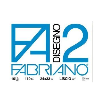 FABRIANO 04204310 carta inkjet 330x240 mm Bianco