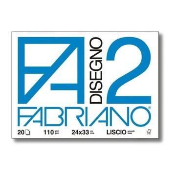 FABRIANO 06201534 carta da disegno Liscio 600 fogli