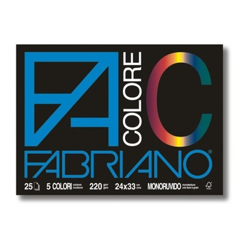 FABRIANO 65251533 carta da disegno 375 fogli