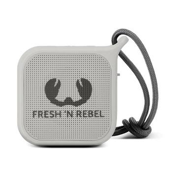 FRESH 'N REBEL Rockbox Pebble Mono portable speaker Grigio