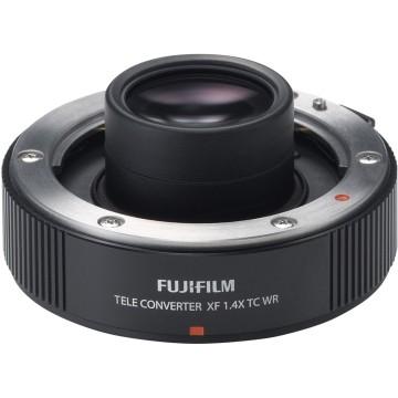 Fujifilm XF 50-140mm f/2.8 R LM OIS WR Fujinon + Moltiplicatore di focale XF 1.4X WR