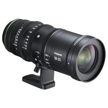 Fujifilm Fujinon MK 18-55mm T/2.9 X-Mount