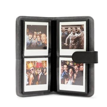 Fujifilm Instax Album fotografico e portalistino Nero