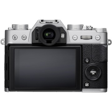Fujifilm X-T20 Silver + XF 18-55mm f/2.8-4 R LM OIS Fujinon Nero RICONDIZIONATO