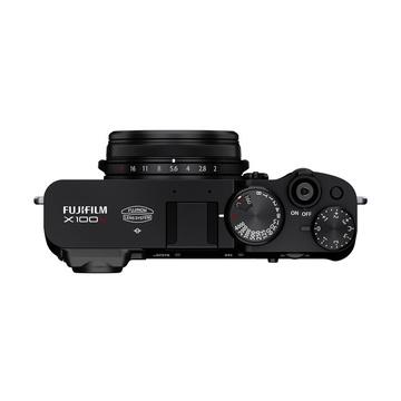 Fujifilm X100V Nera
