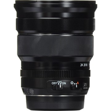 Fujifilm XF 10-24mm f/4 R OIS Fujinon