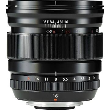 Fujifilm XF 16mm f/1.4 R Fujinon WR