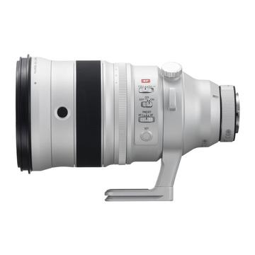 XF 200mm f/2 R LM OIS WR + Extender XF 1.4X TC WR
