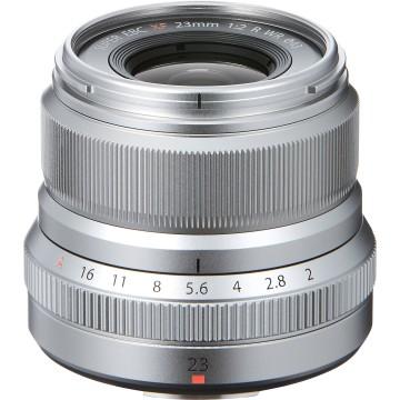 Fujifilm X-T20 Body Silver + XF 23mm f/2.0 R WR Silver