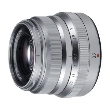 Fujifilm XF 23mm f/2.0 R WR Silver