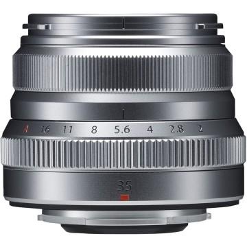 Fujifilm XF 35mm f/2.0 R WR Fujinon Silver